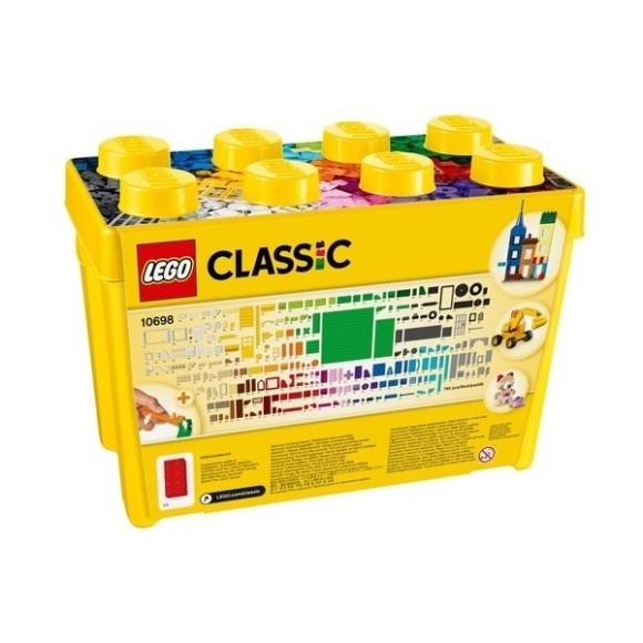 10698 - LEGO Classic - Caixa Grande de Peças Criativas