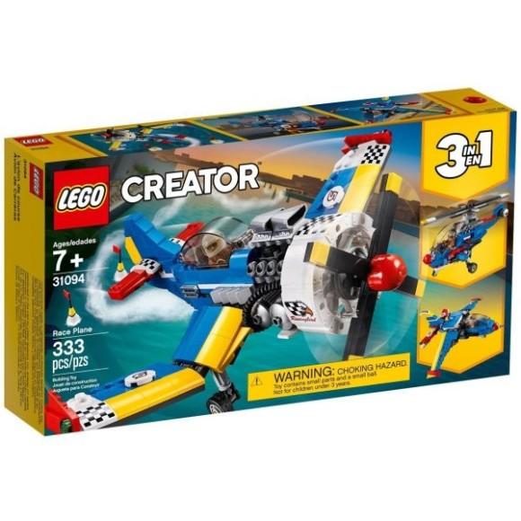 LEGO Creator Avião de Corrida 31094 - 333 Peças
